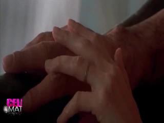 Erotyczny wydajność około angelina jolie