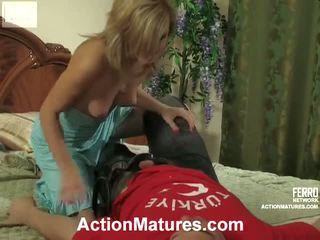 Christie And Peter Freaky Mature Movie