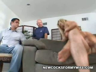 New Cocks For My Wife Offers You Compilation Xxx Clip