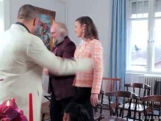 Noiva getting humiliated e fodido forte