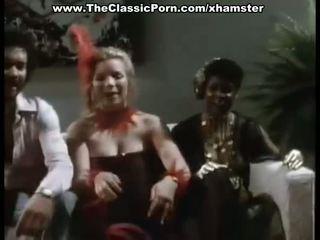 gruppe sex, vintage, classic gold porn