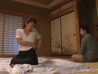 Ayano murasaki has unforgettably veikts mīlestība till going līdz divāns