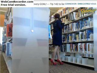 Flashing ass&tities w biblioteka