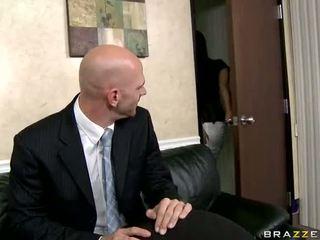 Kuuma sihteeri isis rakkaus gets perseestä sisään the toimisto video-