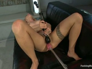 Busted Blonde Cameron Canada Has Got L...