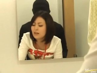 Gang bang Asian porn