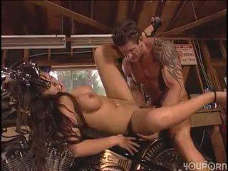 Ana nova gets knullet av en sykkeljente