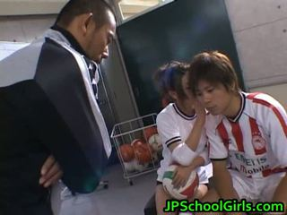 Bello nudo asiatici schoolgirls