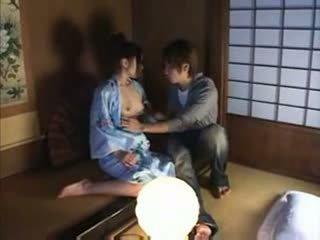 japanisch, sex, familie