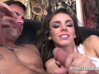 Step Brother Caught Jerking to Step Sis and She Loves It