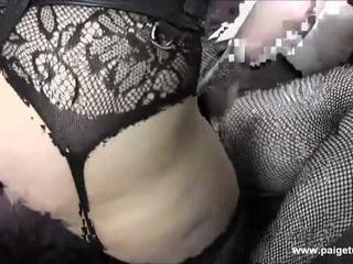 Paige turnah - double élvezet