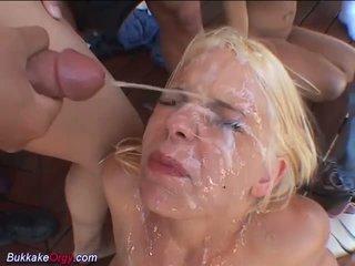 cumshots, group sex, orgia
