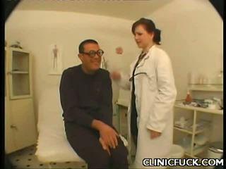 Estelle Hawt Clinic Tease