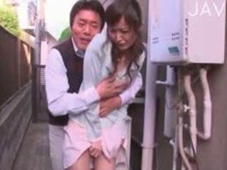 japonez, solo, masturbarea