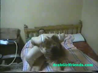 Obesety ass egyptian Hooker fucks by boyfriend