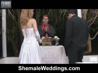 Alessandra senna tikko precētas shemale duo