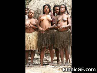 কালো আফ্রিকান gfs সমন্বয়!