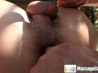 Massagecocks oily ārā masāža