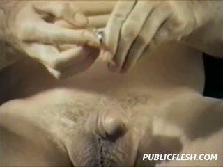 Yarışma i̇şkence urethra köpek tarzı