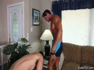 homoseksuāls, aptuvens, muskuļi