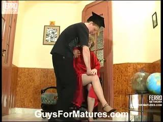 Rebecca And Steve Awesome Mature Video