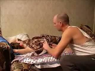 Възрастни мама и баща sexing (amateur милф )
