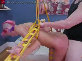 Tangled tanzi double anaal punishment <span class=duration>- 5 min</span>