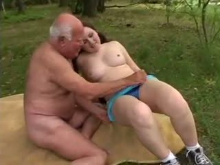 Grootvader mireck - een neuken in de bos, porno a8