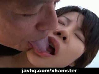 Haruka aida is fingered en blowing lul uncensored