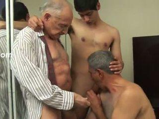同性戀者, 老, 肛門