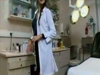 infermieri, uniforme, asiatico