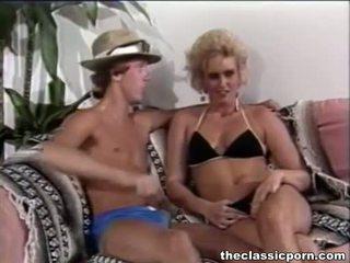 Special sex pleasure for retro girl