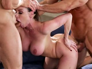 Kendra Lust in a Hardcore Threesome, Free Porn 90
