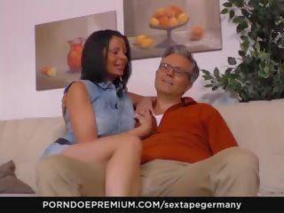 Sextape germany - heet pijpen seks met duits amateur