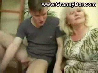 pussyfucking, 奶奶, 口交