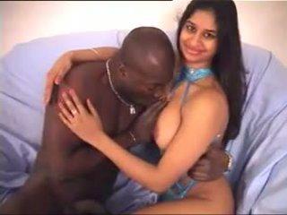 Intialainen nainen bbc: vapaa rotujenvälinen porno video- 17