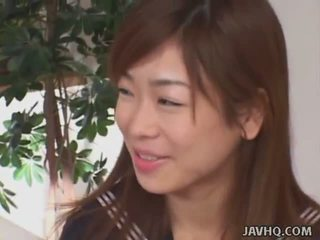 Nhật bản schoolgirls sự nịnh hót con gà trống (uncensored)