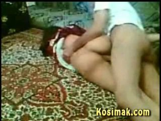 Ubriaco muslim puttana scopata
