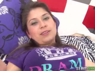 liels, brunete, prezervatīvs