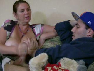 Carrie moon in il babysitter, gratis grande naturale tette porno video