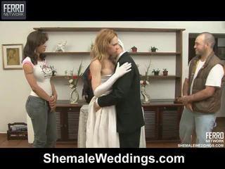 Karıştırmak arasında filmler tarafından siyah göt weddings