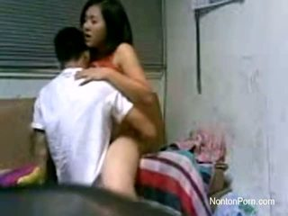 Jakarta couples jāšanās pie kopmītnes