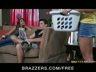 young, orgasm, brazzers