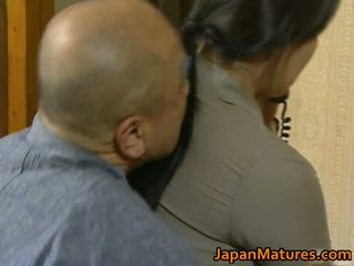 Japonské milfka has šialené sex zadarmo jav