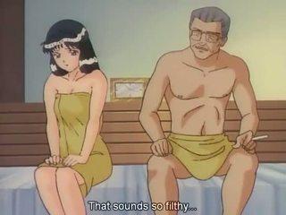 masseuse, hentai