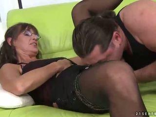 Seksi dewasa getting kacau menarik keras