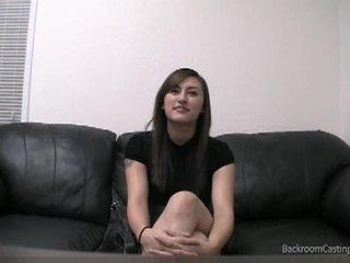 Valymas ponia talked į analinis apie perklausa sofa