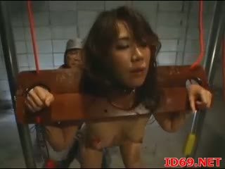 Japans av model has sperma dripping uit