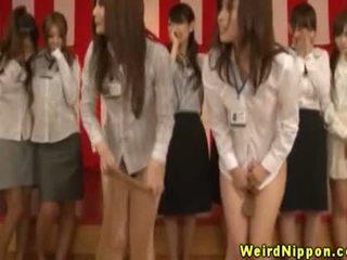 japon, grup seks, röntgenci