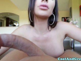 Bigtitted Destiny Dixon in lingerie sensual tease